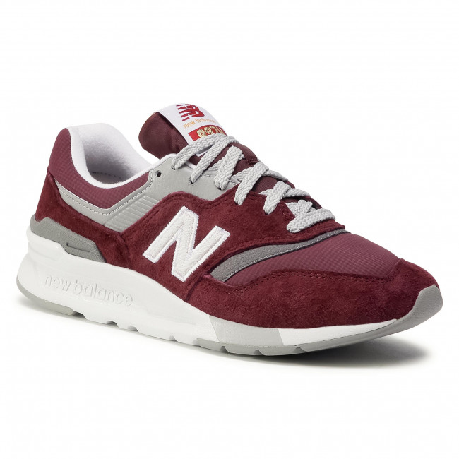 Sneakersy NEW BALANCE - CW997HBI Bordová