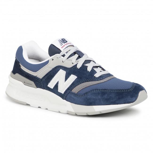 Sneakersy NEW BALANCE - CW997HBJ Tmavo modrá