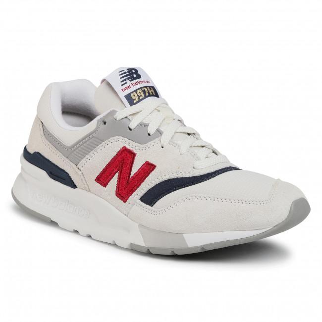 Sneakersy NEW BALANCE - CW997HBK Béžová