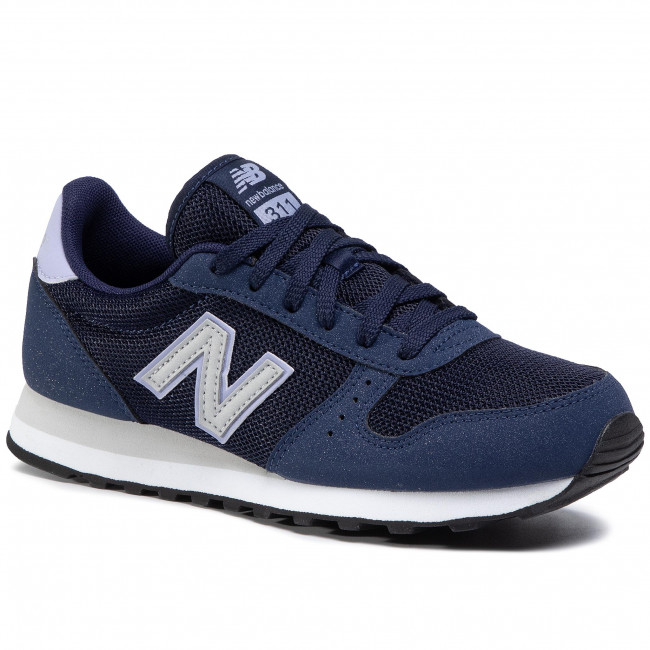 Sneakersy NEW BALANCE - WL311BAA Tmavo modrá