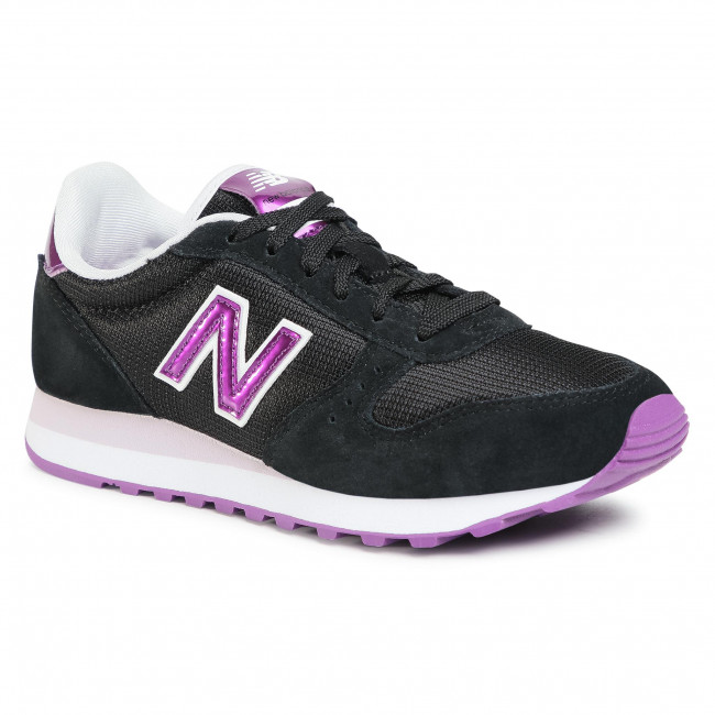 Sneakersy NEW BALANCE - WL311BNA Čierna