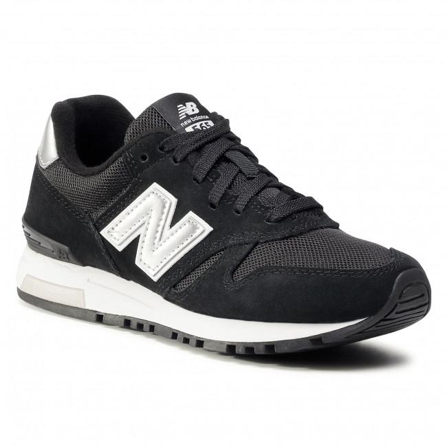 Sneakersy NEW BALANCE - WL565KGW Čierna