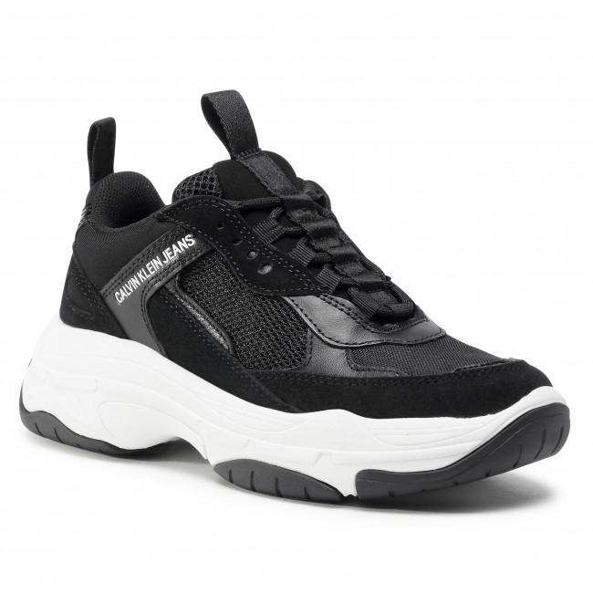 Sneakersy CALVIN KLEIN JEANS - Maya B4R1653 Black