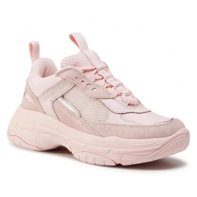 Sneakersy CALVIN KLEIN JEANS - Maya B4R1653 Crystal Pink