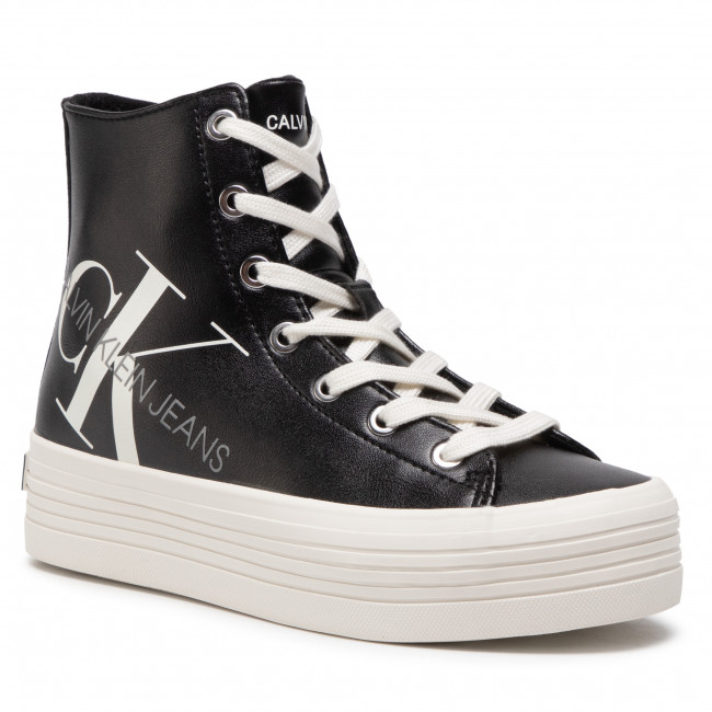Sneakersy CALVIN KLEIN JEANS - Zoreda B4R1668 Black