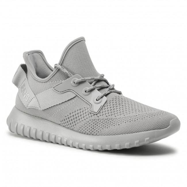 Sneakersy CALVIN KLEIN JEANS - Rejan B4S0708 Limestone/Silver