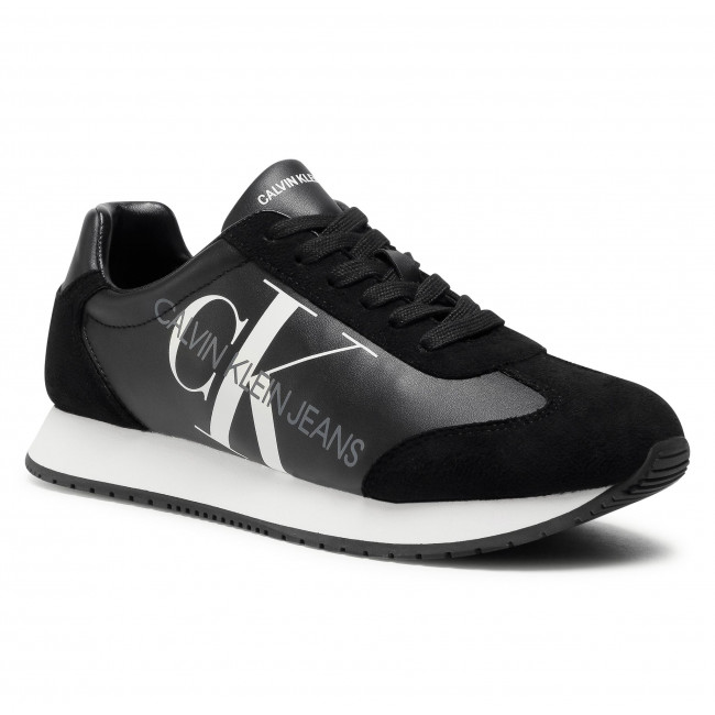 Sneakersy CALVIN KLEIN JEANS - Joele B4S0716 Black