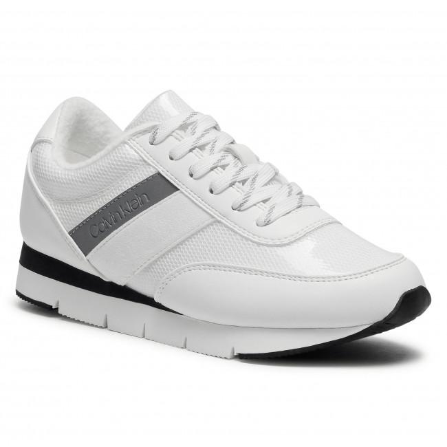 Sneakersy CALVIN KLEIN - Tea B4E00352 White