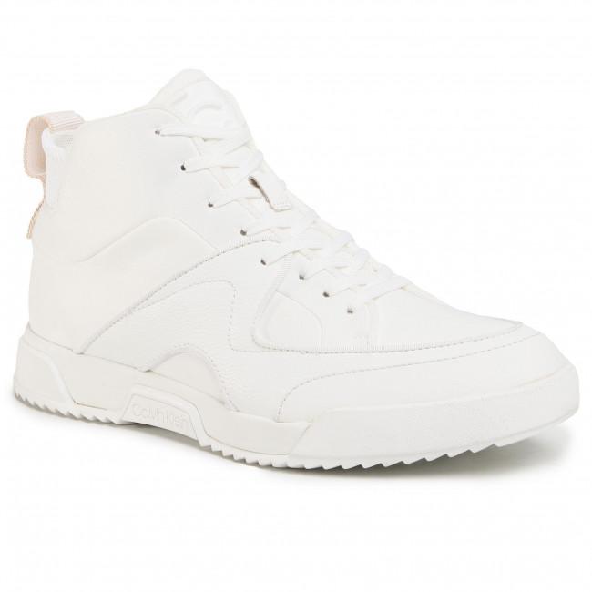 Sneakersy CALVIN KLEIN - Humphrey B4F2275 White/White
