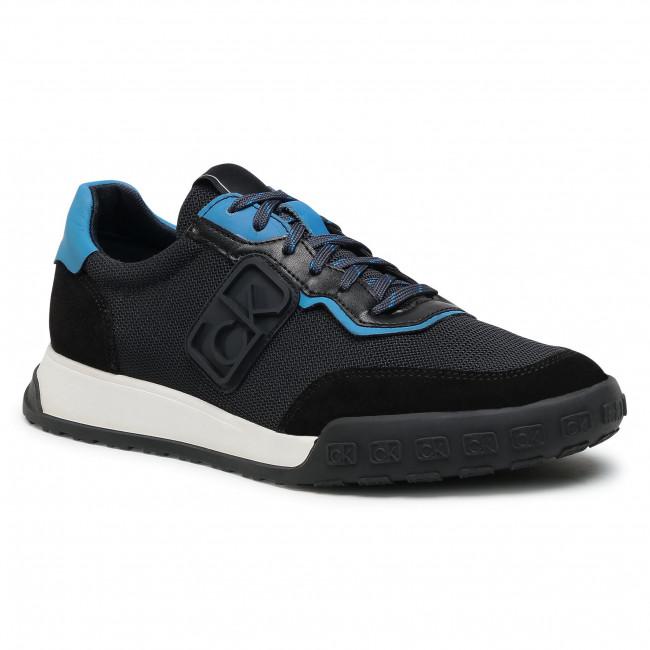 Sneakersy CALVIN KLEIN - Parker B4F2281  Dark Navy/Deep Water