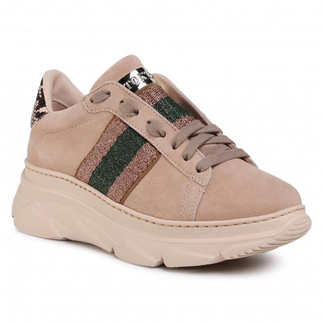 Sneakersy STOKTON - 650-D-FW20-U Cipronude/Elastico Spugnaci
