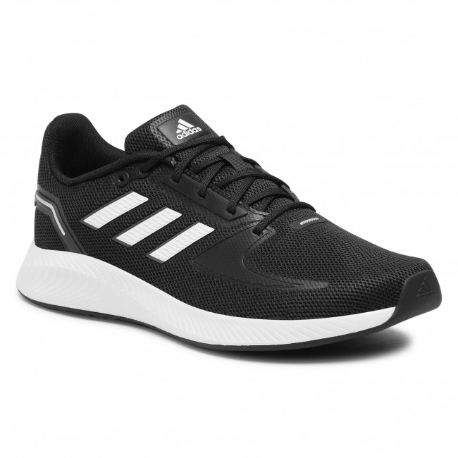 Topánky adidas - Runfalcon 2.0 FY5943 Core Black/Cloud White/Grey Six