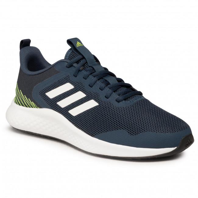 Topánky adidas - Fluidstreet FY8454 Crenav/Ftwwht/Legink