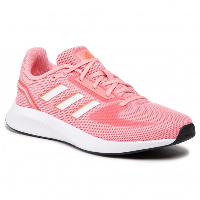 Topánky adidas - Runfalcon 2.0 FZ1327 Suppop/Ftwwht/Solred