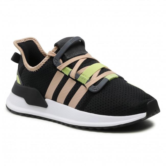 Topánky adidas - U Path Run J FX5069 Feagry/Halgol/Ftwwht