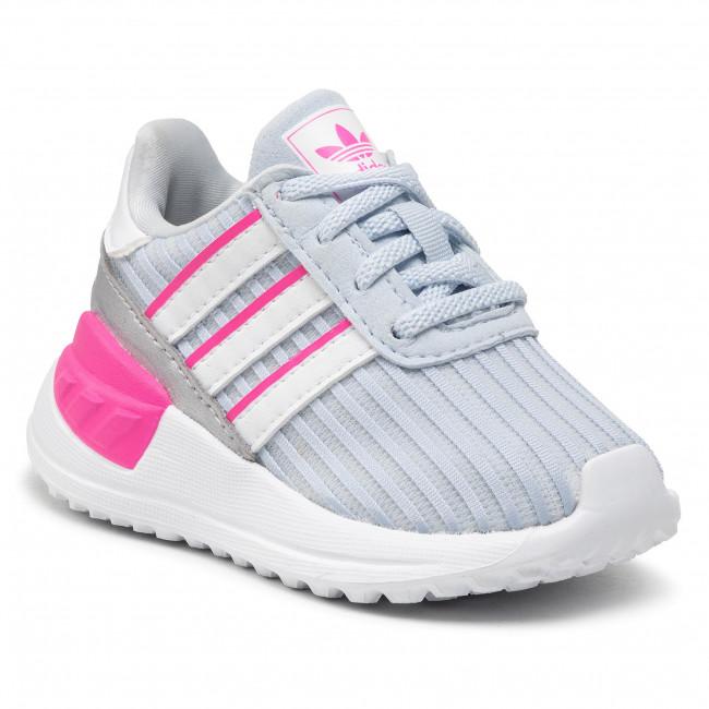 Topánky adidas - La Trainer Lite El I FX5175 Halblu/Ftwwht/Scrpnk