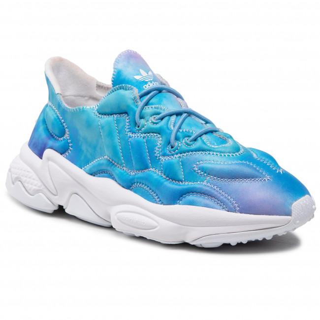 Topánky adidas - Ozweego Tech J FY2582 Ftwwht/Ftwwht/Ftwwht