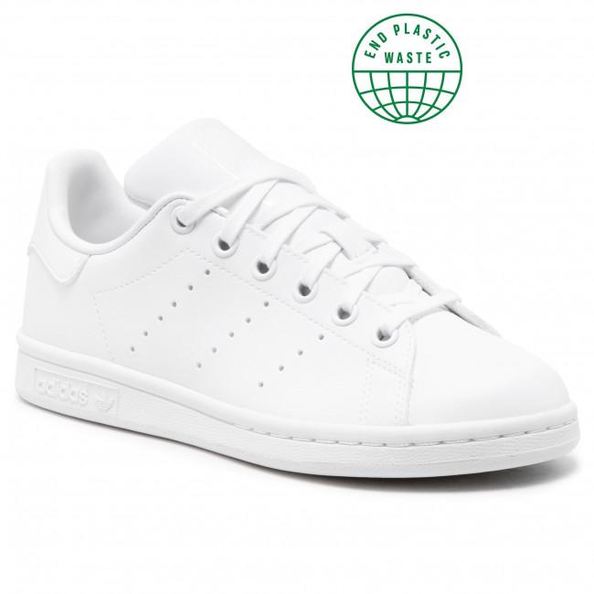 Topánky adidas - Stan Smith J FX7520 Ftwwht/Ftwwht/Ftwwht
