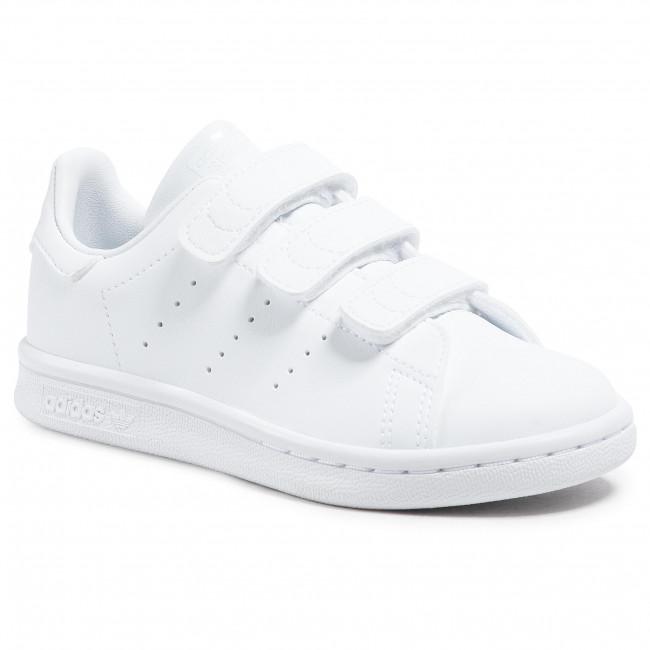 Topánky adidas - Stan Smith Cf C FX7535 Ftwwht/Ftwwht/Ftwwht