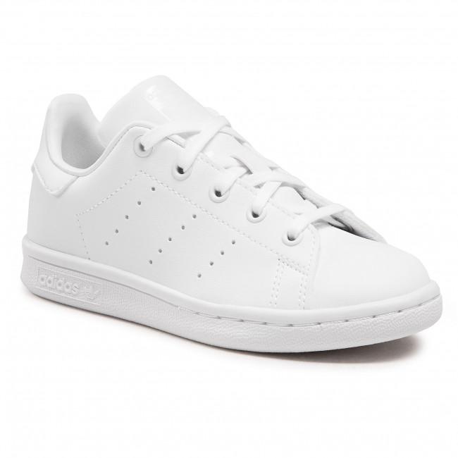 Topánky adidas - Stan Smith C FY2675 Ftwwht/Ftwwht/Ftwwht