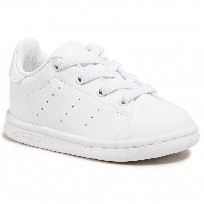 Topánky adidas - Stan Smith El I FY2676  Ftwwht/Ftwwht/Ftwwht