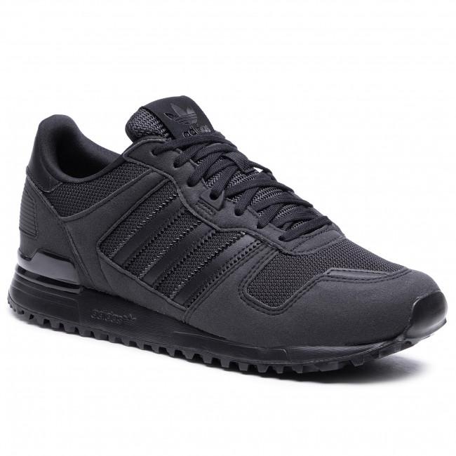 Topánky adidas - Zx 700 FZ2818 Cblack/Cblack/Cblack