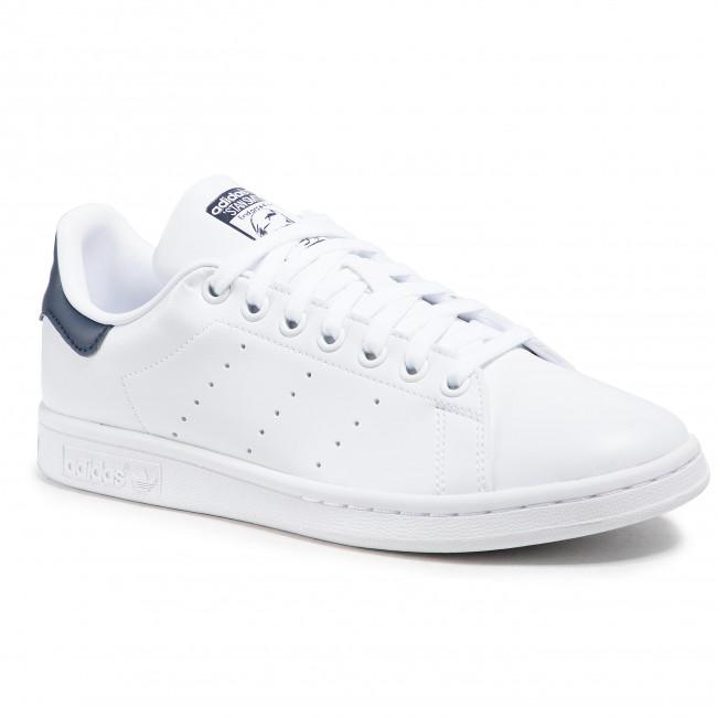 Topánky adidas - Stan Smith FX5501 Ftwwht/Ftwwht/Conavy