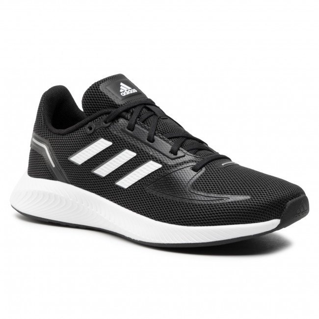 Topánky adidas - Runfalcon 2.0 FY5946 Cblack/Ftwwht/Gresix