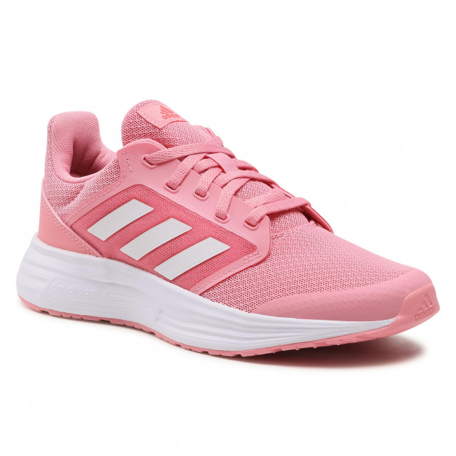 Topánky adidas - Galaxy 5 FY6746 Suppop/Ftwwht/Solred