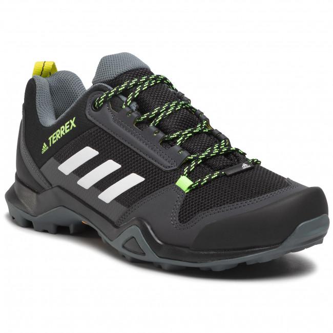 Topánky adidas - Terrex Ax3 FX4575 Cblack/Ftwwht/Aciyel