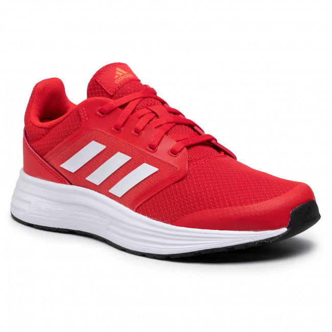 Topánky adidas - Galaxy 5 FY6721 Vivred/Ftwwht/Solred