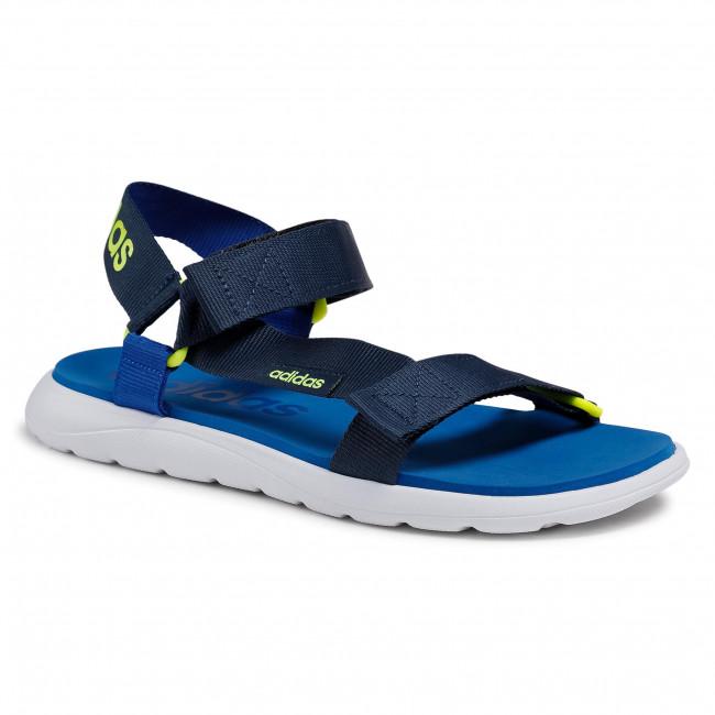 Sandále adidas - Comfort Sandal FY8163 Crenav/Crenav/Royblu