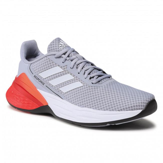Topánky adidas - Response Sr FY9152  Halsil/Ftwwht/Vivred
