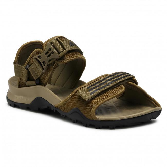 Sandále adidas - Cyprex Ultra Sandal Dlx Wilmos/Cblack/Wilmos