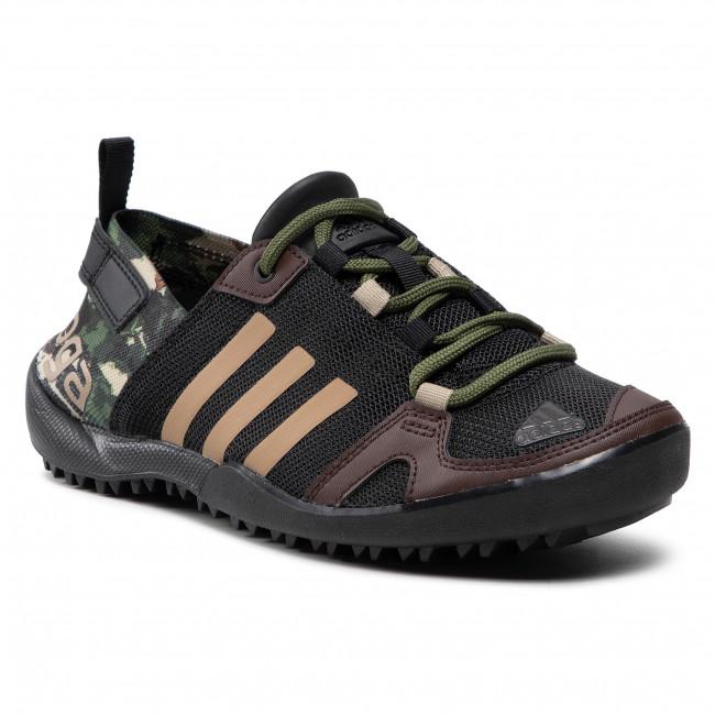 Topánky adidas - Terrex Daroga Two 13 H.Rdy FZ0040 Cblack/Dbrown/Cardbo