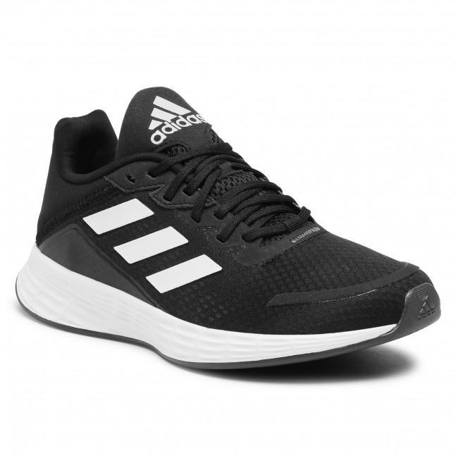 Topánky adidas - Duramo Sl K FX7307 Core Black/Cloud White/Grey Six