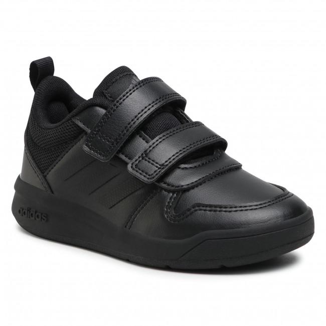 Topánky adidas - Tensaur C S24048  Cblack/Cblack/Gresix