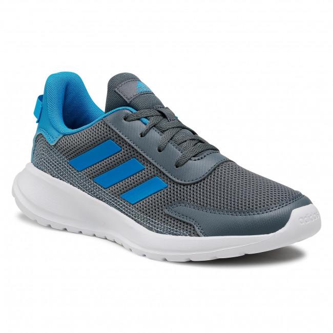 Topánky adidas - Tensaur Run K FY7289 Bluoxi/Solblu/Hazblu