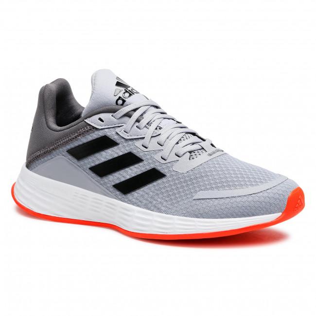Topánky adidas - Duramo Sl K FY8891 Halsil/Irides/Solred