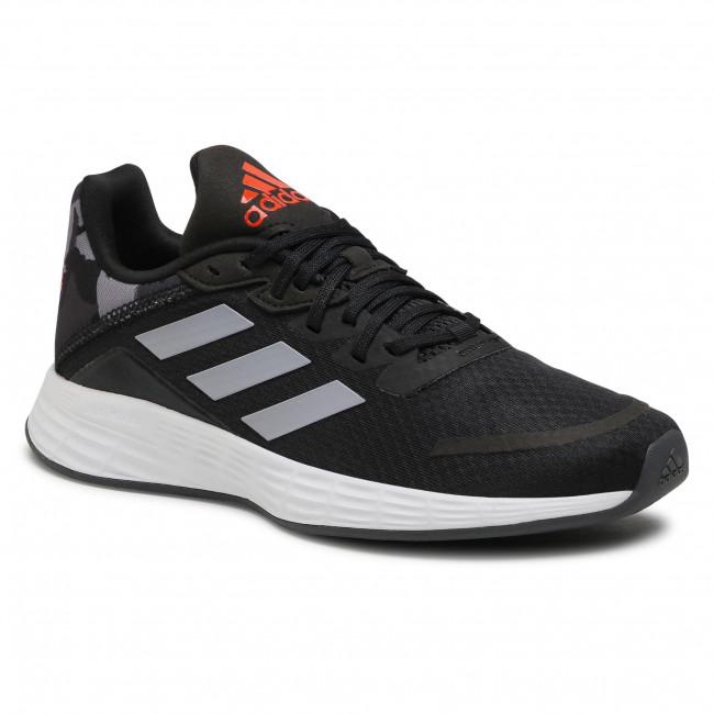 Topánky adidas - Duramo Sl K FY8893 Cblack/Halsil/Solred