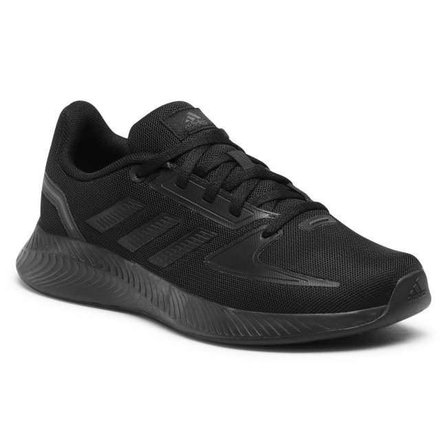 Topánky adidas - Runfalcon 2.0 K FY9494 Cblack/Cblack/Gresix