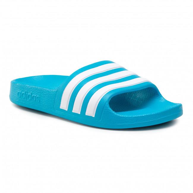 Šľapky adidas - adilette Aqua K FY8071 Solblu/Ftwwht/Solblu