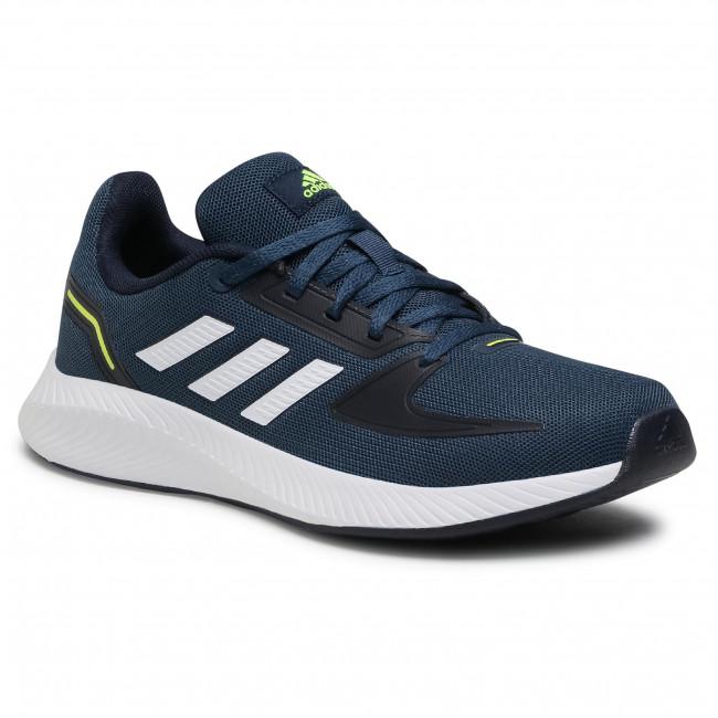 Topánky adidas - Runfalcon 2.0 K FY9498  Crenav/Ftwwht/Legink