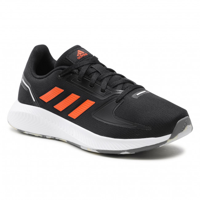 Topánky adidas - Runfalcon 2.0 K FY9500 Cblack/Truora/Ftwwht