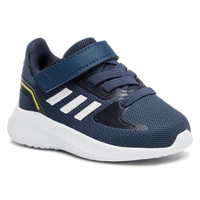 Topánky adidas - Runfalcon 2.0 I FZ0096 Crenav/Ftwwht/Legink