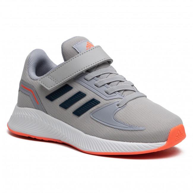 Topánky adidas - Runfalcon 2.0 C FZ0115 Gretwo/Crenav/Halsil