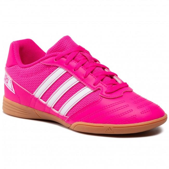 Topánky adidas - Super Sala J G55911 Shopnk/Ftwwht/Shopnk