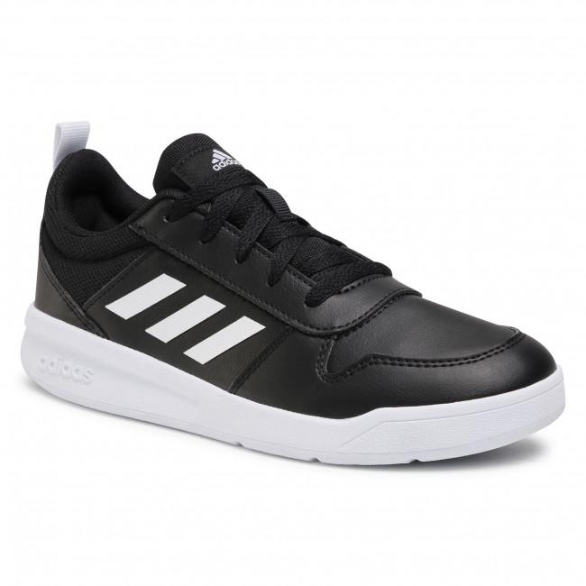 Topánky adidas - Tensaur K S24036 Cblack/Ftwwht/Cblack