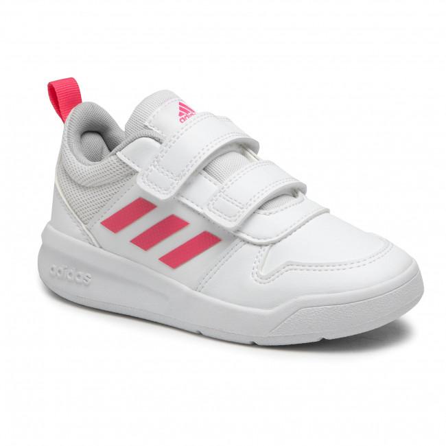 Topánky adidas - Tensaur C S24049  Ftwwht/Reapnk/Ftwwht