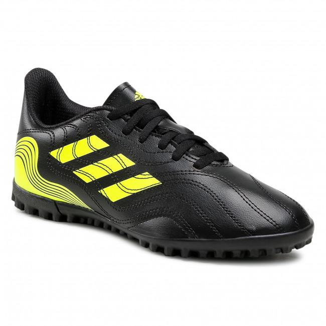 Topánky adidas - Copa Sense.4 Tf J FX1971  Cblack/Syello/Syello
